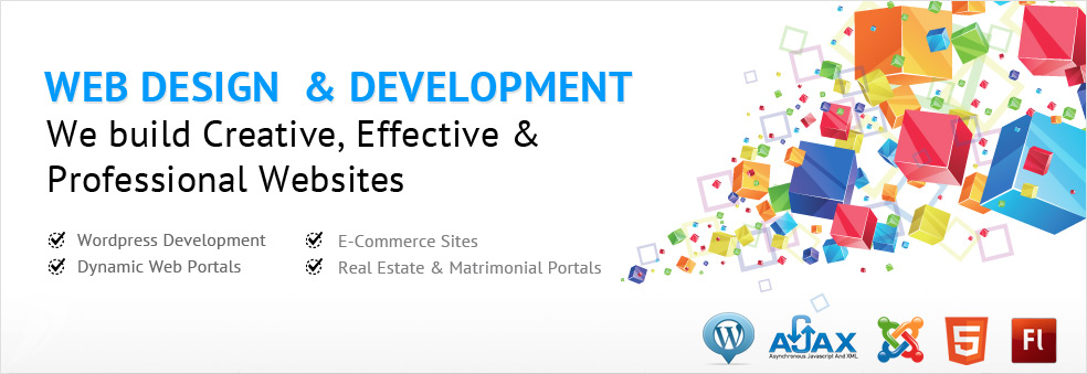 Webdesign and Development