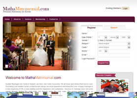 Matha-Matrimony