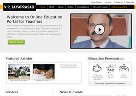 VR-Jayaprasad---Free-Online-Education-for-Teachers
