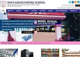 Holy Angels Model School - Senior Secondary School, Pathanamthitta