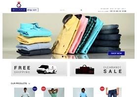 Shopping Cart Website